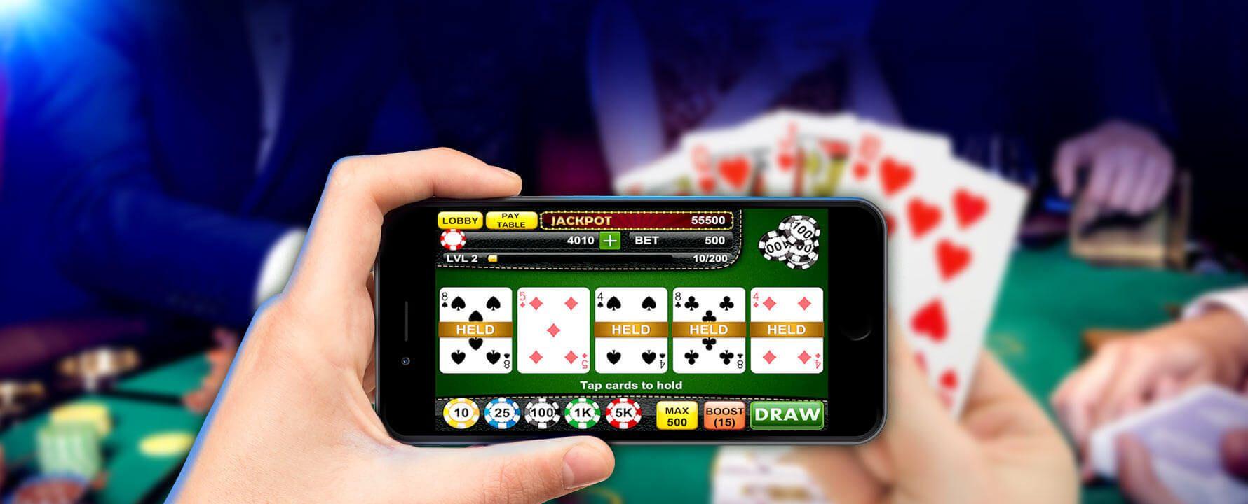 мобильные онлайн казино в Украине